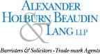 Alexander Holburn Beaudin & Lang