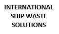 International Ship Waste Solutions